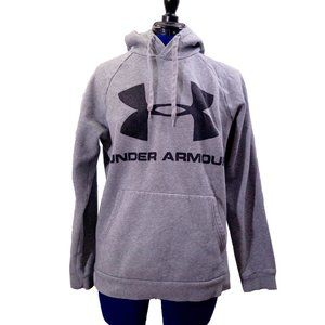 Mens Under Armour Rival Fleece Sport Style Hoodie